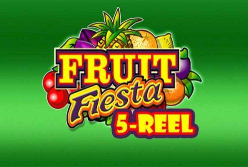 Fruit Fiesta 5 Reels