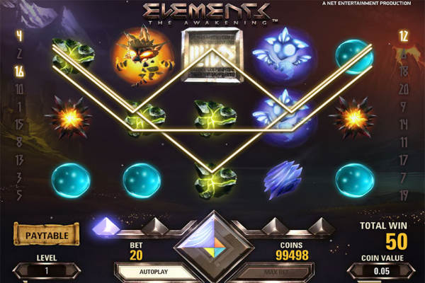 Elements the Awakening